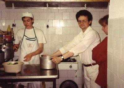 A Méteres konyha Miki séffel